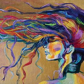 Alina Malykhina  - Rainbow Girl