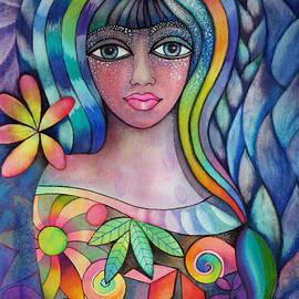 Karin Zeller - Rainbow Goddess