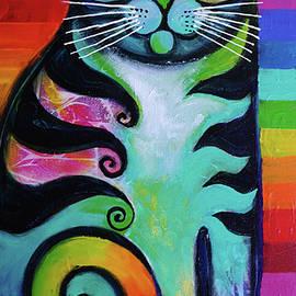 Karin Zeller - Rainbow Kitty 2