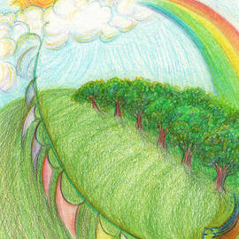 First Star Art - Rainbow Maker by jrr