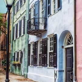 Melissa Bittinger - Rainbow Row Charleston South Carolina