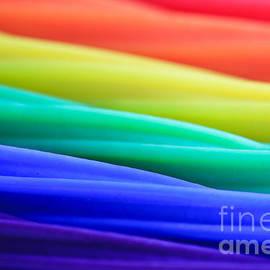 Tracy  Hall - Rainbow Twizzlers