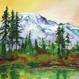 Sherry Shipley - Rainier SunRise