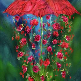 Carol Cavalaris - Raining Roses