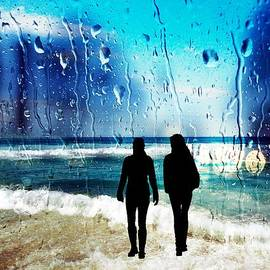 Zenya Zenyaris - Rainy day at the beach