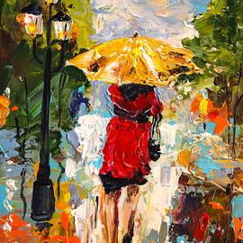 Alan Lakin - Rainy Days