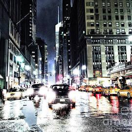 Angelo Merluccio - Rainy Night