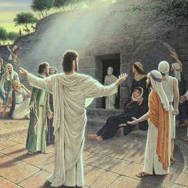 Barry DeBaun - Raising Of Lazarus