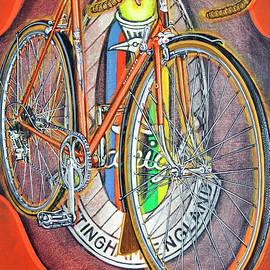 Mark Howard Jones - Raleigh Gran Sport