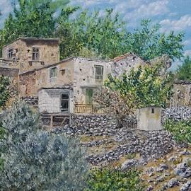 David Capon - Ramni Old village