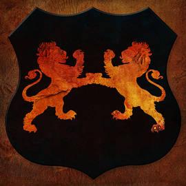 Terry Fleckney - Rampant Lions