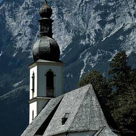 Ramsau Church - Frank Tschakert