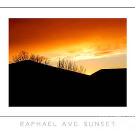 Mike Nellums - Raphael Ave. Sunset poster