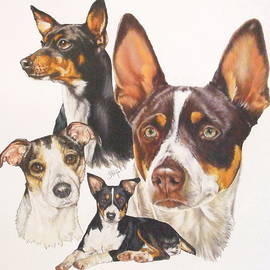 Barbara Keith - Rat Terrier