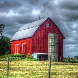 Randy Pollard - Red Barn