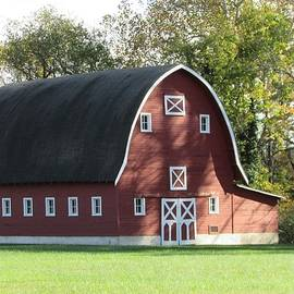 Tonia Delozier - Red Barn