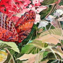 Mindy Newman - Red Butterfly
