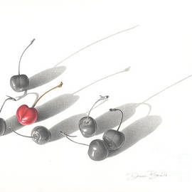 Donna Basile - Red Cherry