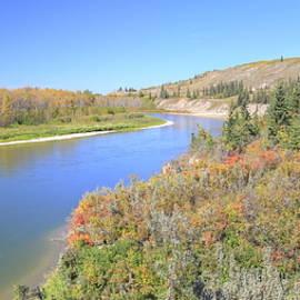 Jim Sauchyn - Red Deer River - Alberta