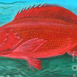 Anna Folkartanna Maciejewska-Dyba  - Red Fish