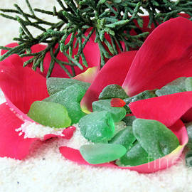 Red Green and White