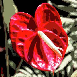 Kerri Ligatich - Red Heart