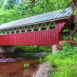 Trey Foerster - Red Mill Covered Bridge