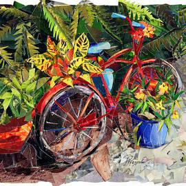 Patricia Presseller - Red Rider