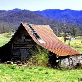 Glenda Barrett - Red Roof
