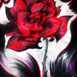 Sofia Goldberg - Red rose from dark romance