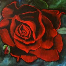 Jenny Lee - Red Rose