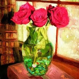 Tina LeCour - Red Roses
