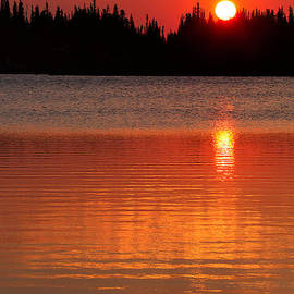 Jim Garrison - Red Sky at Morning