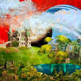 Ally  White - Red Sky Dreams
