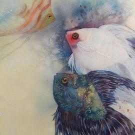Sharon Nelson-Bianco - Red Spot Fish