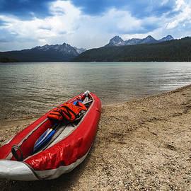 Vishwanath Bhat - Redfish Lake Stanley Idaho