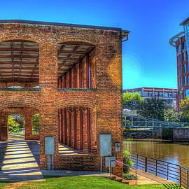 Reid Callaway - Reedy River Mill Venue Greenville South Caroline Art