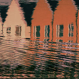 Clive Beake - Reflected Houses