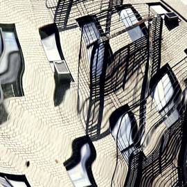 Sarah Loft - Reflection on a Parked Car 12