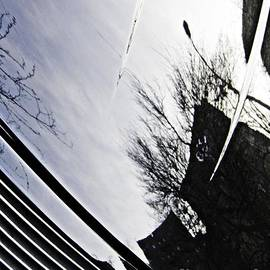 Sarah Loft - Reflection on a Parked Car 7