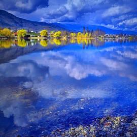 Tara Turner - Reflections at Osoyoos Lake