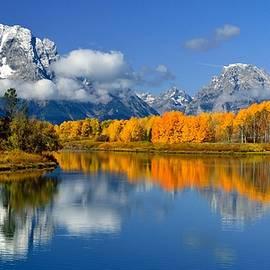 Michael Morse - Reflections Of Autumn