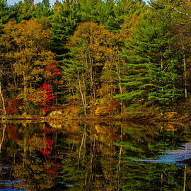Linda  Howes - Reflections Of Fall