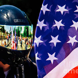 Tom Gari Gallery-Three-Photography - Reflections Of Rolling Thunder