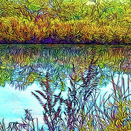 Joel Bruce Wallach - Reflections On Crystal Waters