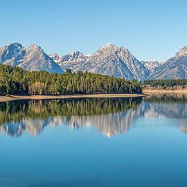 Reflections on Jackson Lake - James Udall
