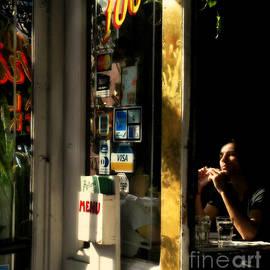 Miriam Danar - Refuge - Quiet Little Table in the Corner