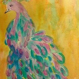 Ellen Levinson - Regal Peacock