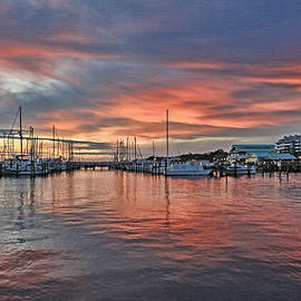 HH Photography of Florida - Regatta Point At Sunset