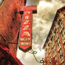 Joann Vitali - Regina Pizza - Boston North End
